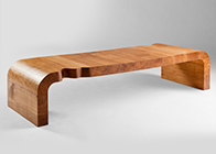 Coffee table in oak 'Riverside 2'