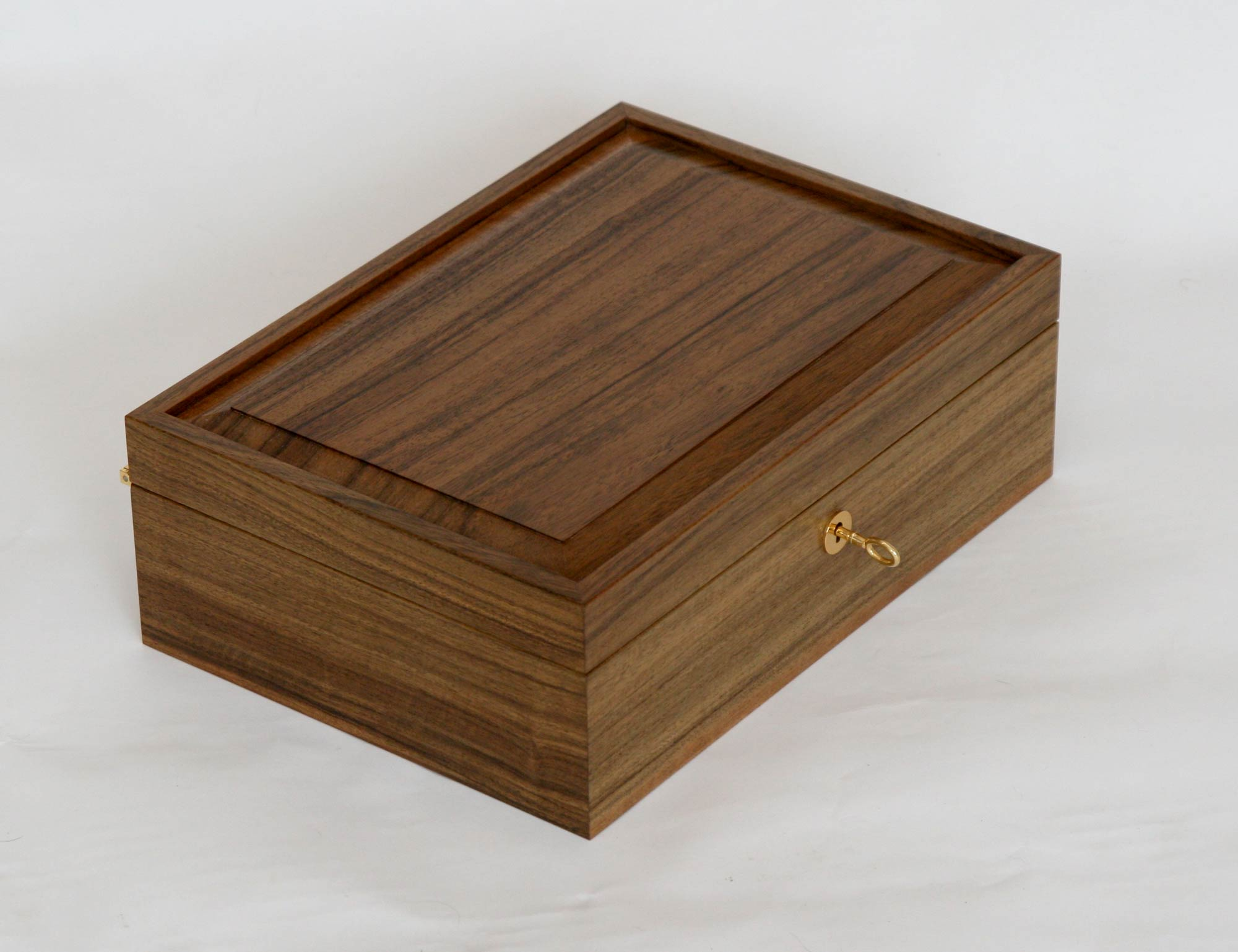 Bespoke Jewellery Box By Furniture Designer James Morley
