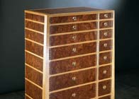 Chest of drawers 'Eighteen'