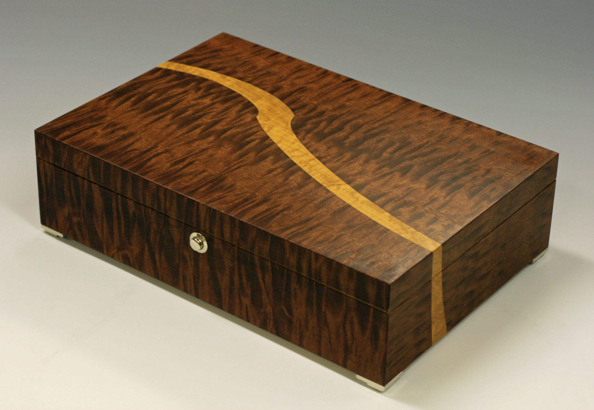 Bespoke Handmade Trinket Box Makers Eye
