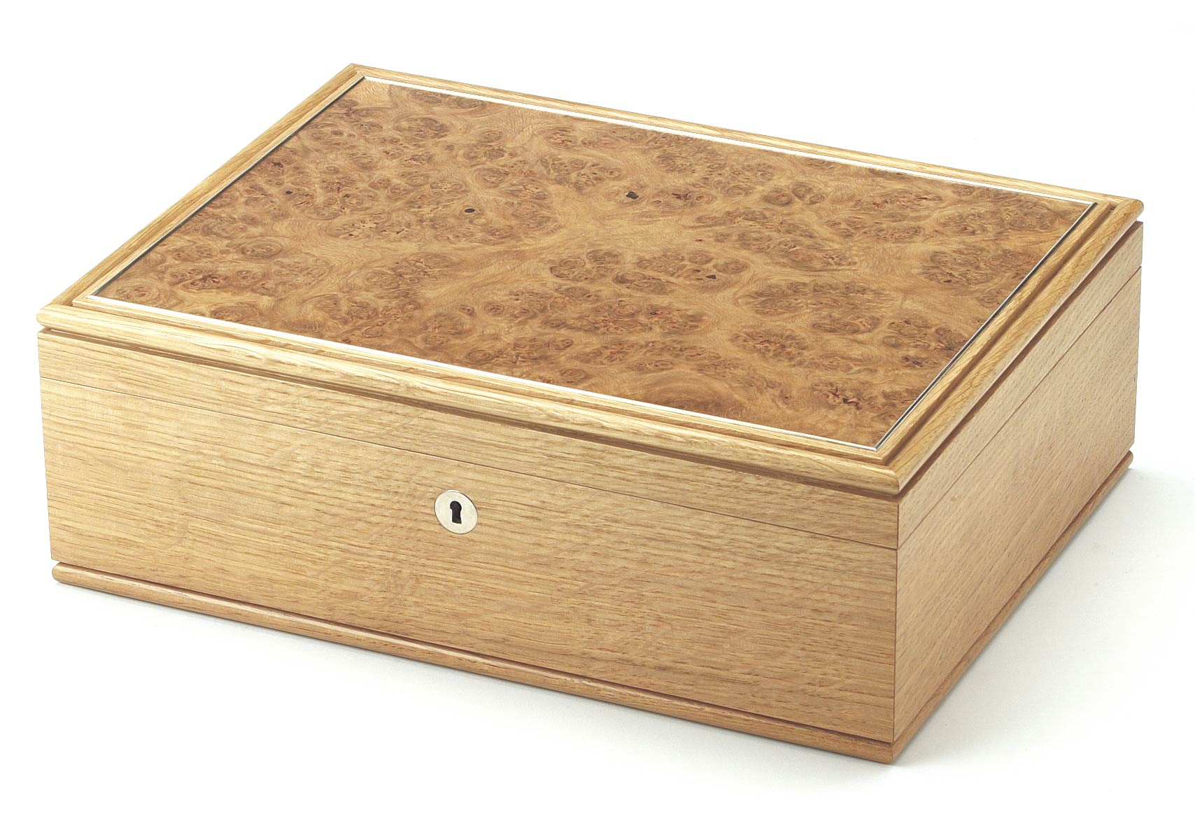 Jewellery Keepsake Box With Lock Makers Eye