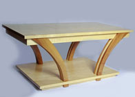 Coffee Table in Ripple Sycamore