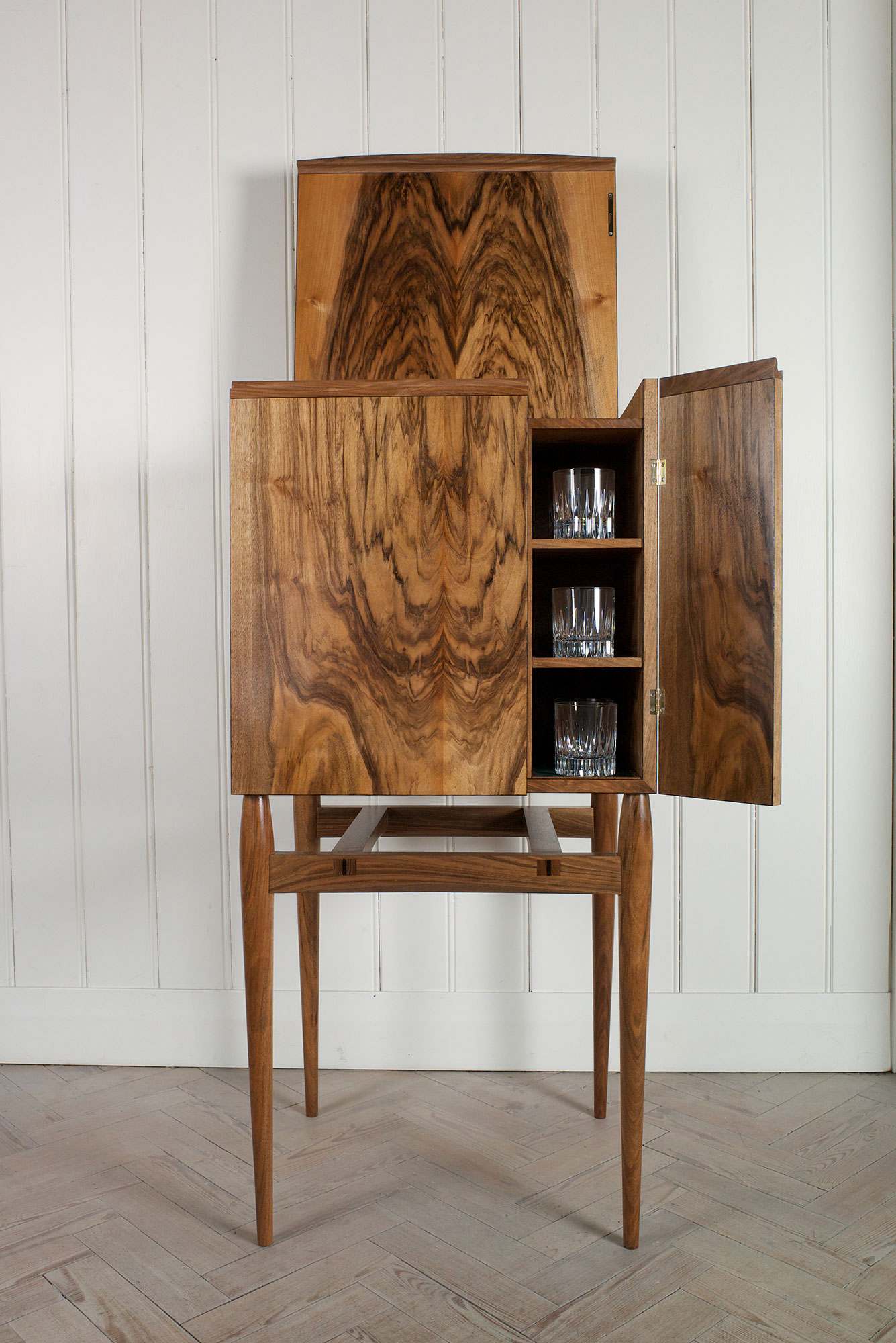 Whiskey Cabinet Makers Eye
