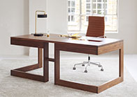 Contemporary Writing Desk 'Splendid Squire'