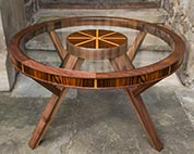 Bespoke coffee table 'Berkeley'