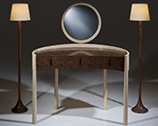 Bespoke Dressing Table Suite